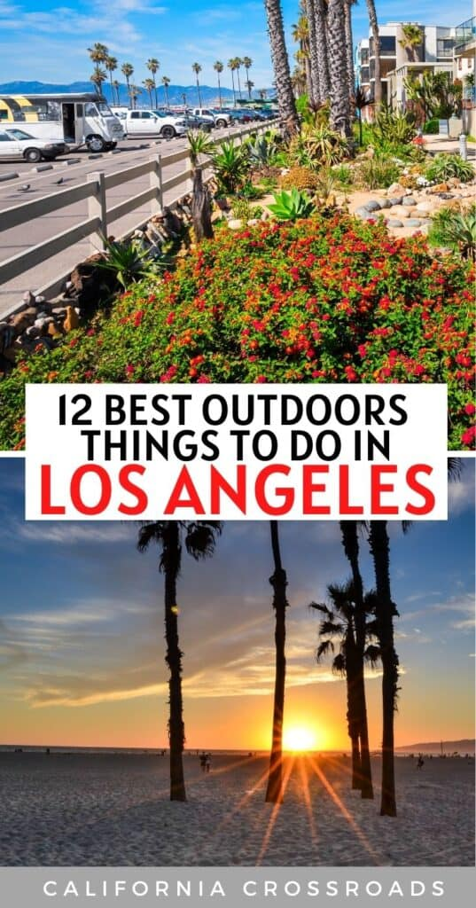 Looking for the best things to do outdoors in Los Angeles? Here are the best socially distant things to do in LA!  Outdoors things to do in Los Angeles | Outdoors things to do in LA | Los Angeles California outdoors | scenic drives LA | drive in movies LA | hikes in LA | hikes near LA | outdoor activities in LA | Los Angeles outdoor activities | picnics in LA | non-touristy things to do in LA | Social distance Los Angeles